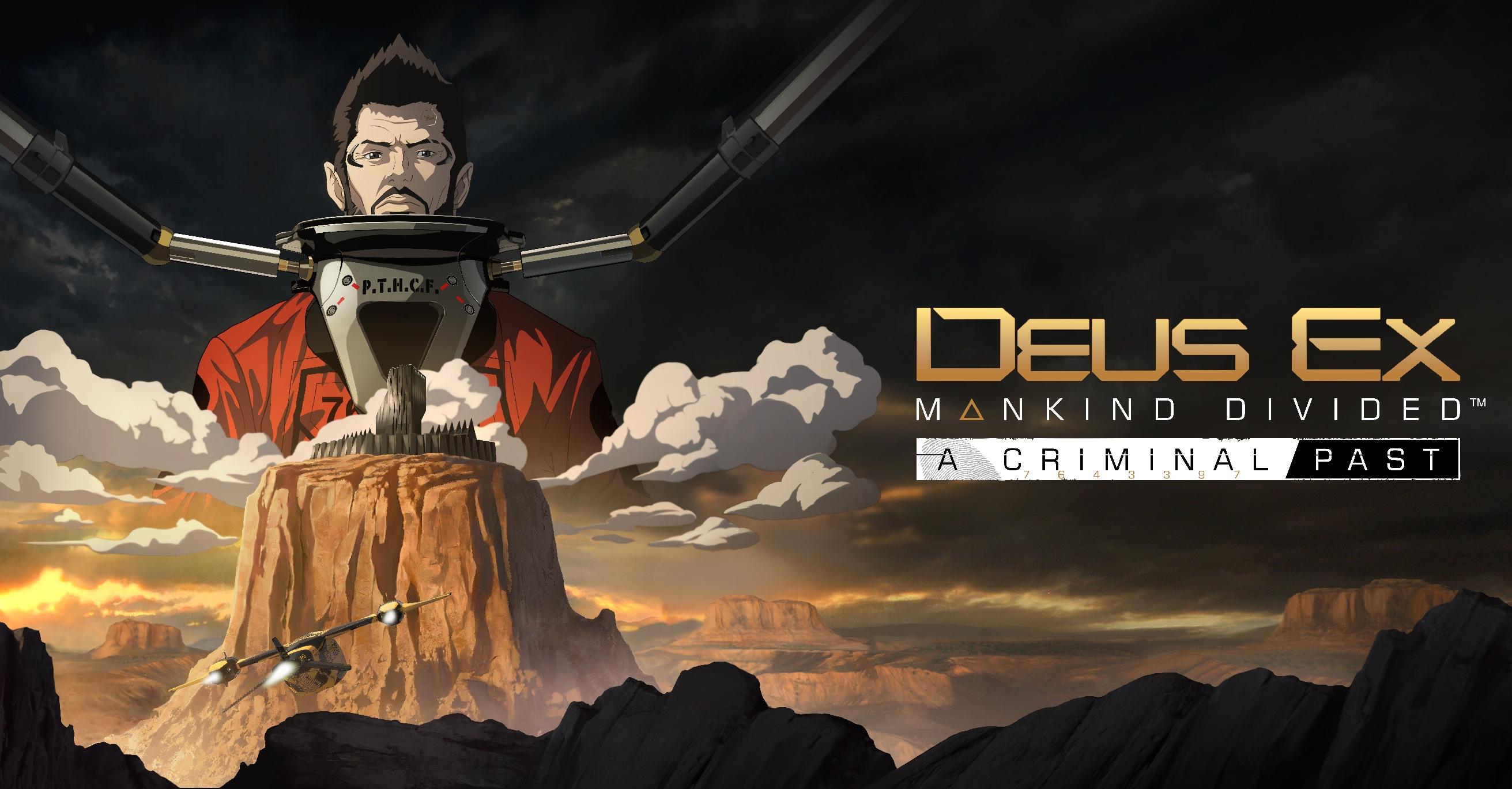 Deus Ex Criminal Past