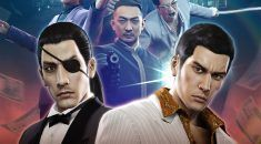 Welcome to the neon jungle - Yakuza 0 now available!