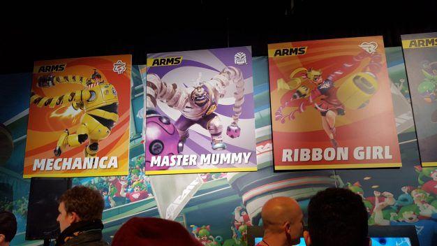 Punching robots!