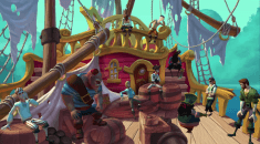 REVIEW /  Duke Grabowski, Mighty Swashbuckler (PC)