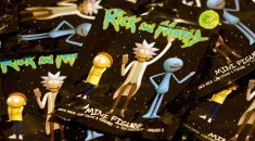 REVIEW / J!NX Rick and Morty mini figs