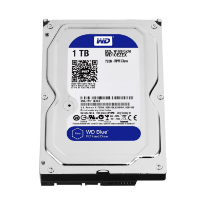 01 Best overall quality and value WD Blue 1TB SATA 6 Gbs 7200 RPM 64MB Cache 3.5 Inch Desktop Hard Drive