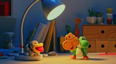 Poochy and Yoshi's Woolly World now available for Nintendo 3DS