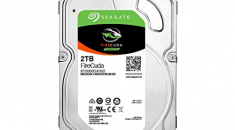 Best hybrid hard drive for gaming Seagate 2TB FireCuda 3.5-Inch SATA 6Gbs 7200-RPM 64 Cache Gaming SSHD