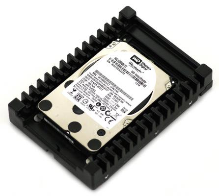 06 Best non-hybrid performance hard drive WD VelociRaptor 500 GB Workstation Hard Drive
