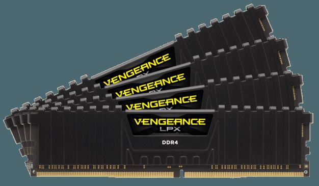 09 Best overall DDR4 RAM Corsair Vengeance LPX