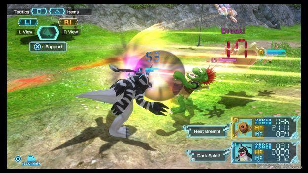Digimon - Battle