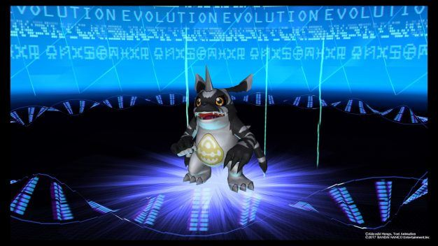 Digimon - Evolution