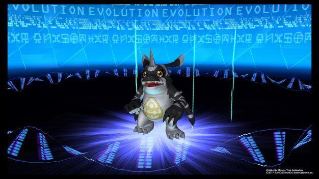 Digimon - Evolution