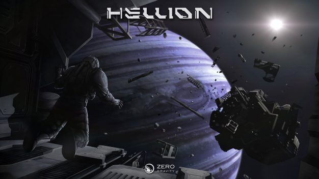 Helion Key Art