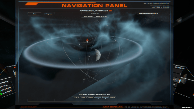 Helion Navigation