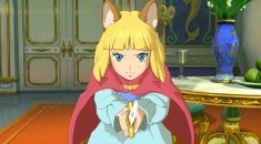 New gameplay footage for Ni no Kuni II: REVENANT KINGDOM revealed