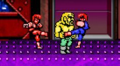 REVIEW / Double Dragon IV (PS4)