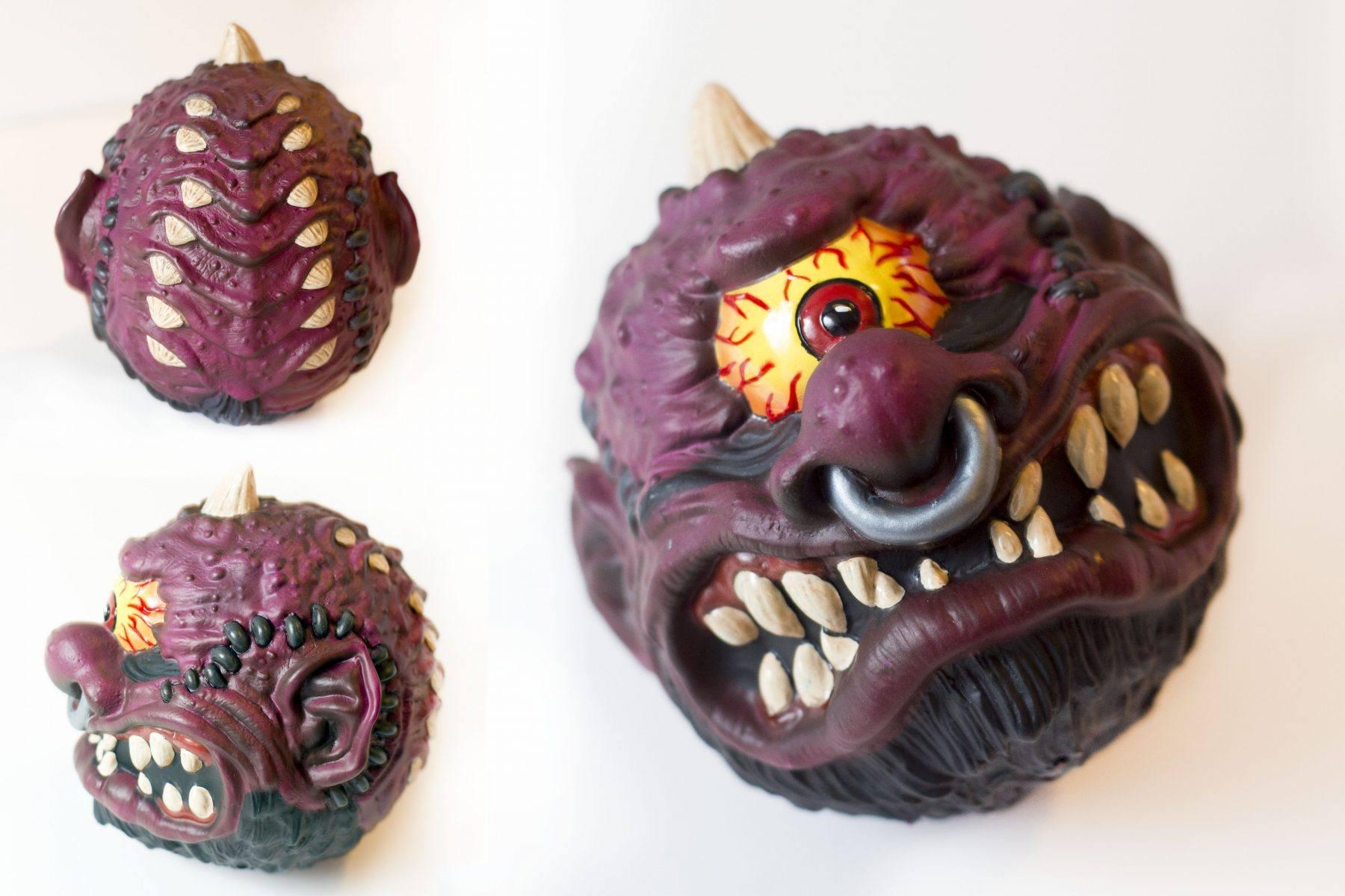 horn head