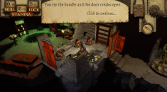 Classic tabletop adventure The Warlock of Firetop Mountain comes to life