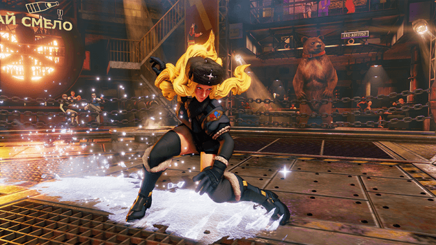 Street Fighter Kolin