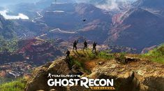 Ghost Recon: Wildlands out now