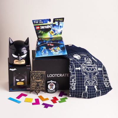 REVIEW / Loot Crate (February 2017)