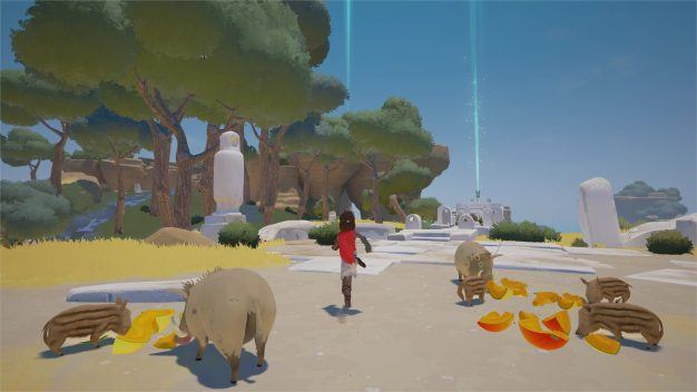 RiME - Release Date Announce Screen 1