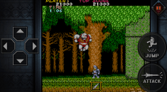 Capcom's merciless classic Ghost'n Goblins Mobile now available for iOS and Android