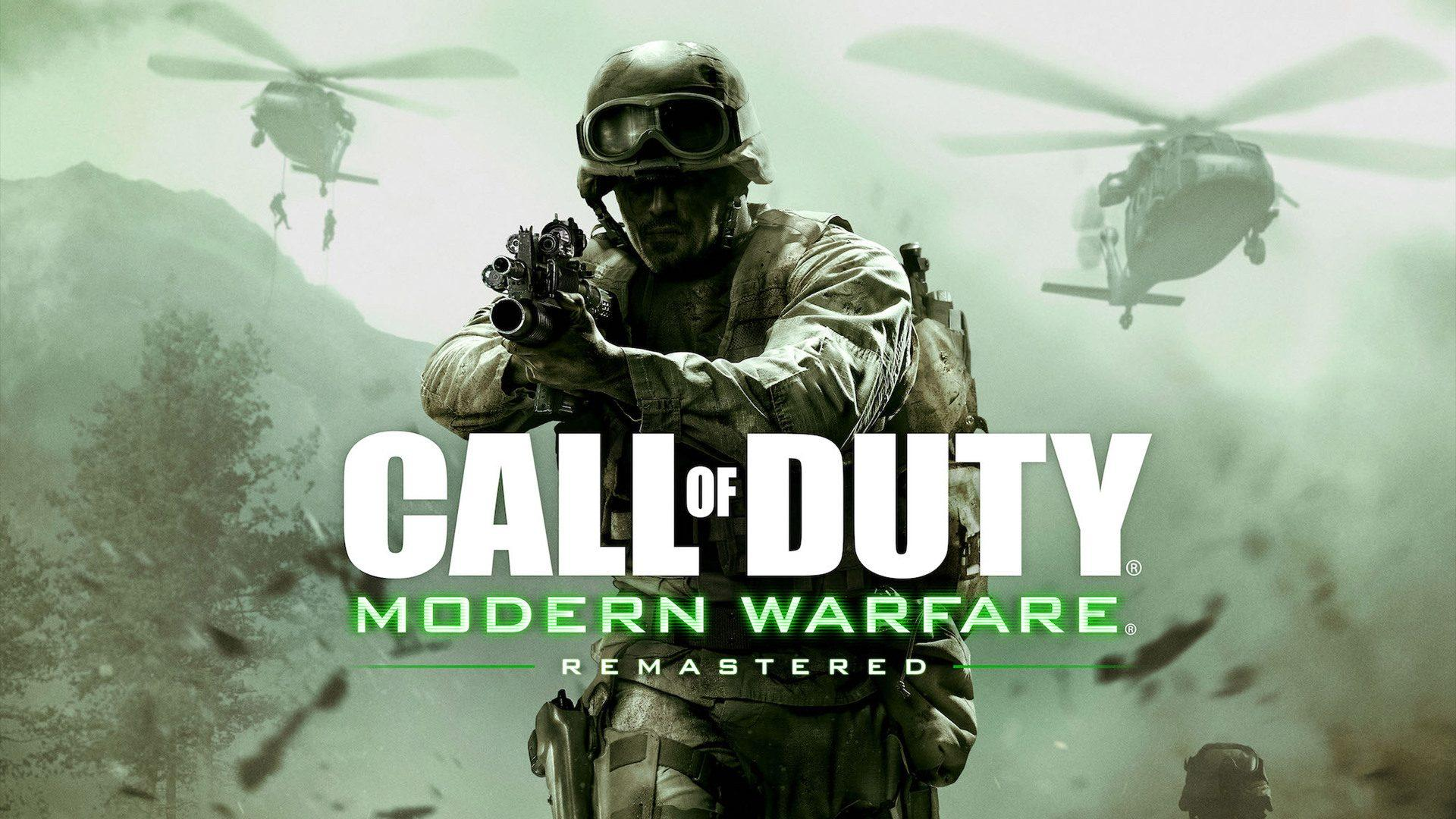 all Call of Duty games in order