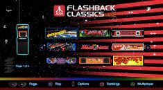 Atari Flashback Classics out now