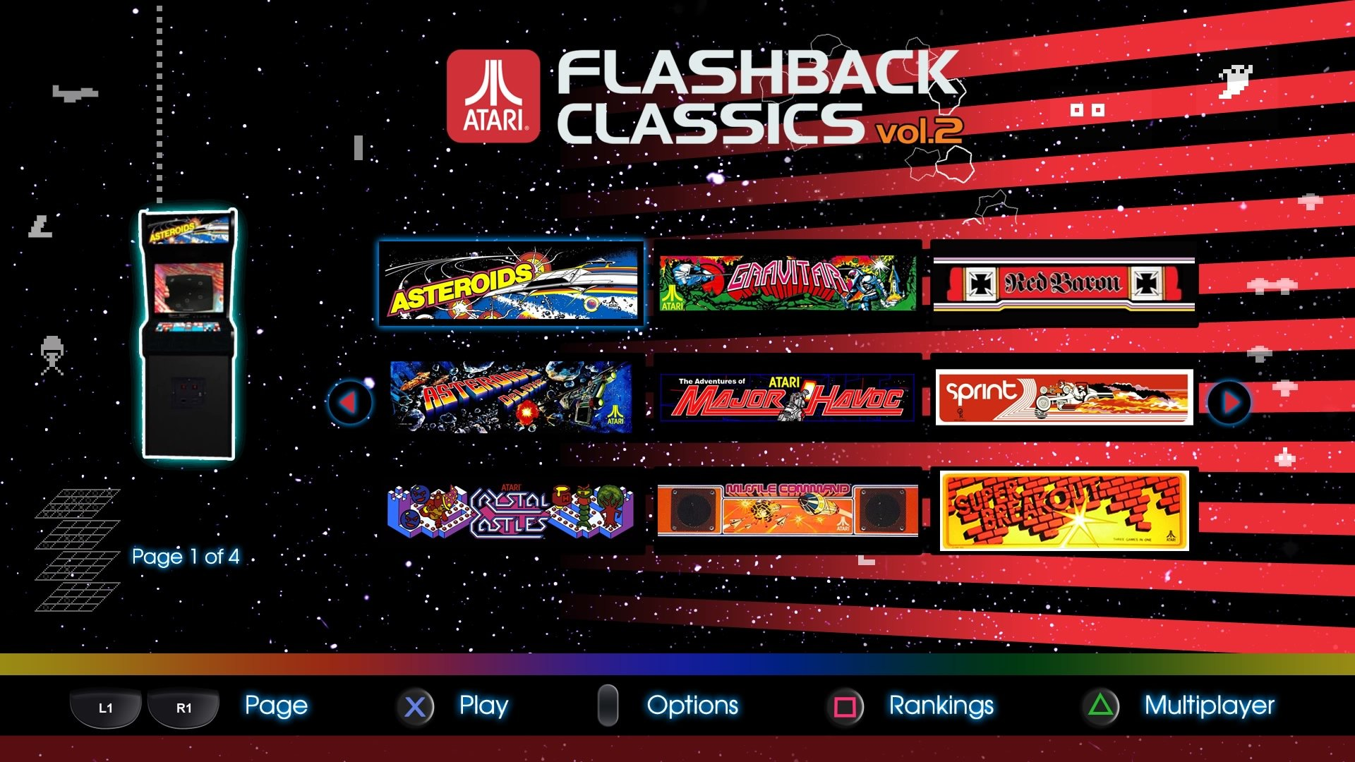 Amazon.com: Atari Flashback Classics: Volume 2: Video Games