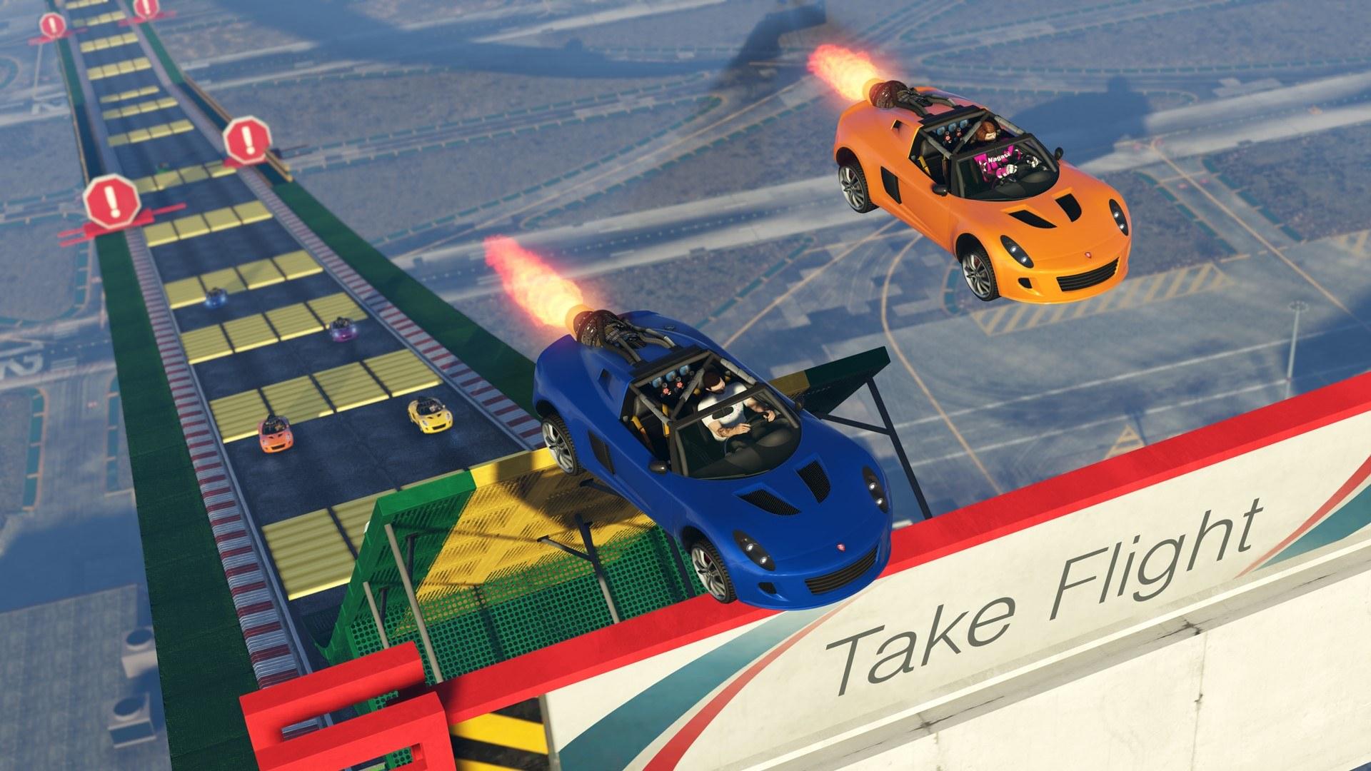 GTA 5 Racing