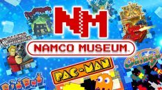 NAMCO MUSEUM coming to the Nintendo Switch Summer 2017