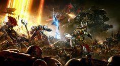 Warhammer 40,000 Dawn of War III comes to PC
