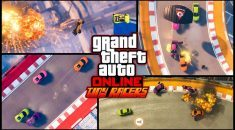 Free in-game currency accompanies GTA 5 Tiny Racers Mode today