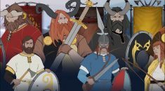 REVIEW / The Banner Saga Complete Pack (PS4)