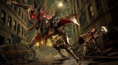 First Code Vein trailer released