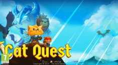 Meow! Cat Quest for PS4 and Steam announced for Summer 2017 release!