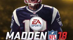 Tom Brady named Madden NFL 18 cover athlete