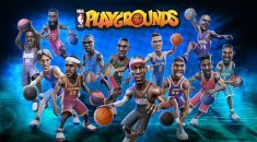 NBA Playgrounds out now