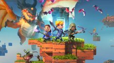 REVIEW / Portal Knights (PS4)