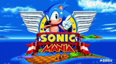 SEGA reveals brand new retro Sonic Mania gameplay