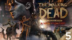 Counting down to The Walking Dead: The Telltale Series - A New Frontier finale