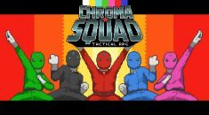 Chroma Squad hits the Americas