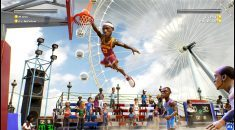 Arcade B-Ball headed back to consoles and PC in NBA Playgrounds