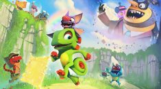 REVIEW / Yooka-Laylee (PS4)