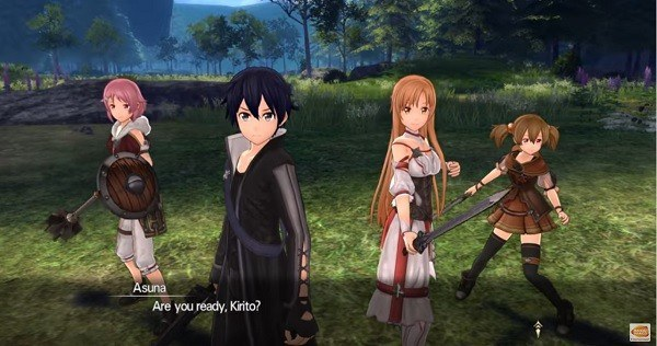 SAO: Hollow Realization DLC coming soon - That VideoGame Blog
