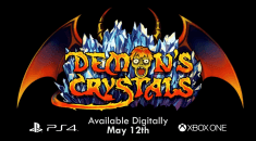 Demon's Crystals prepares to hit Xbox One and PS4