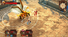 SURPRISE! Musical action-RPG AereA now available on Steam