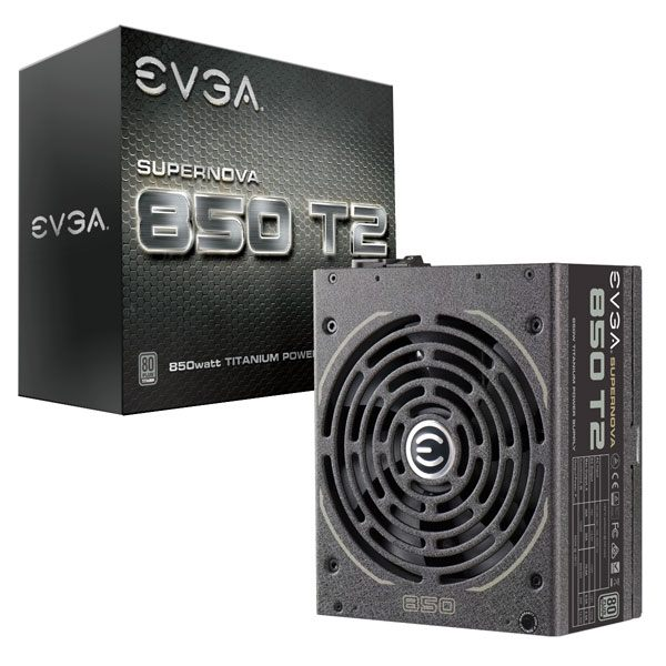EVGA SuperNOVA 850 T2