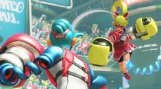 REVIEW / ARMS (Switch)