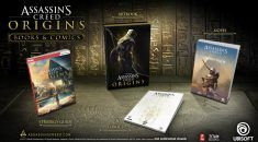 Ubisoft reveals Assassin's Creed Origins universe expansion
