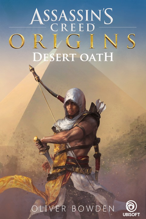 Ubisoft-Assassin's Creed Origins Desert Oath