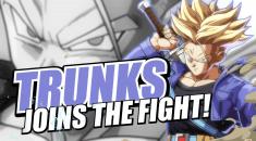 Trunks revealed for Dragon Ball FighterZ